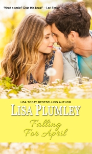 Falling For April by Lisa Plumley