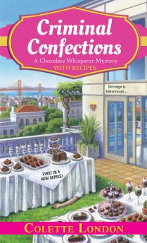 Criminal Confections by Colette London