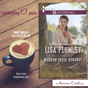 Morrow Creek Runaway by Lisa Plumley — new! available now