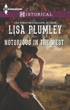 Notorious In The West by Lisa Plumley