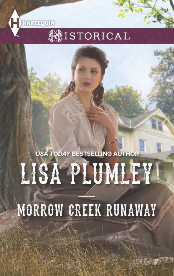 Morrow Creek Runaway by Lisa Plumley