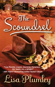 The Scoundrel by Lisa Plumley